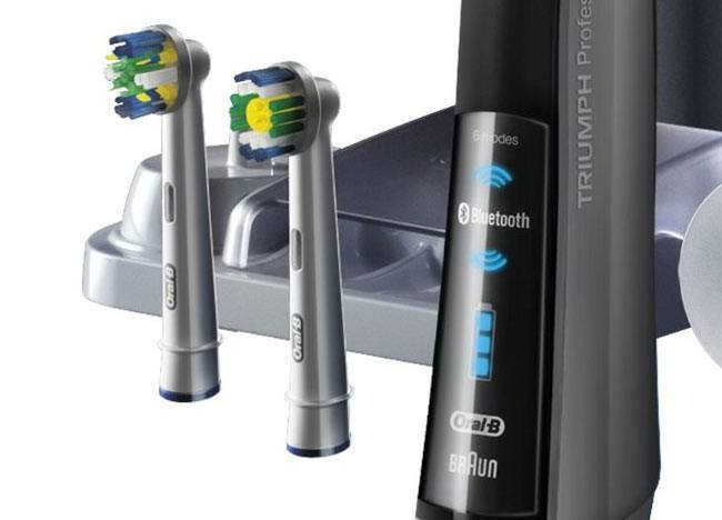 Oral-B Pro 7000 Brushes