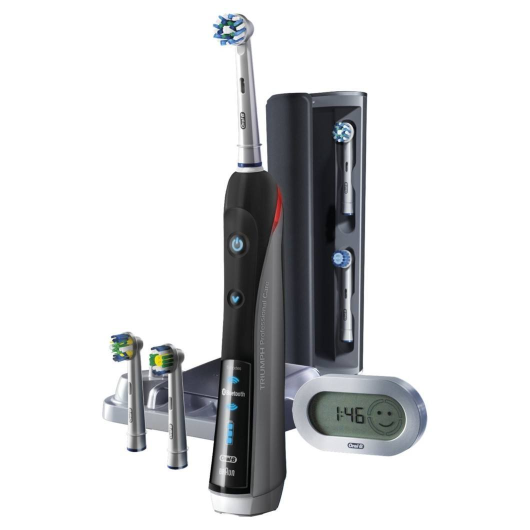 Oral-B Pro 7000 Black SmartSeries Electric Toothbrush