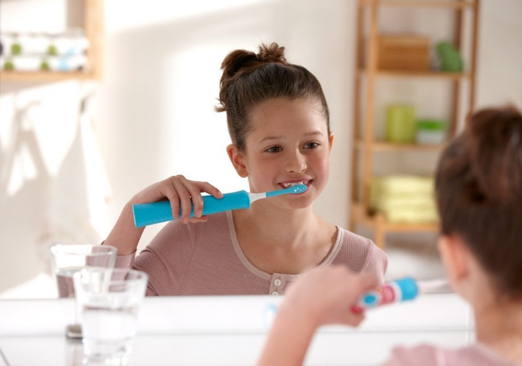 Philips Sonicare Rechargeable Electric Toothbrush for Kids